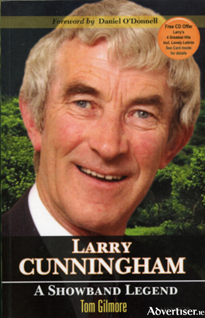 The Larry Cunningham book penned by Tom Gilmore