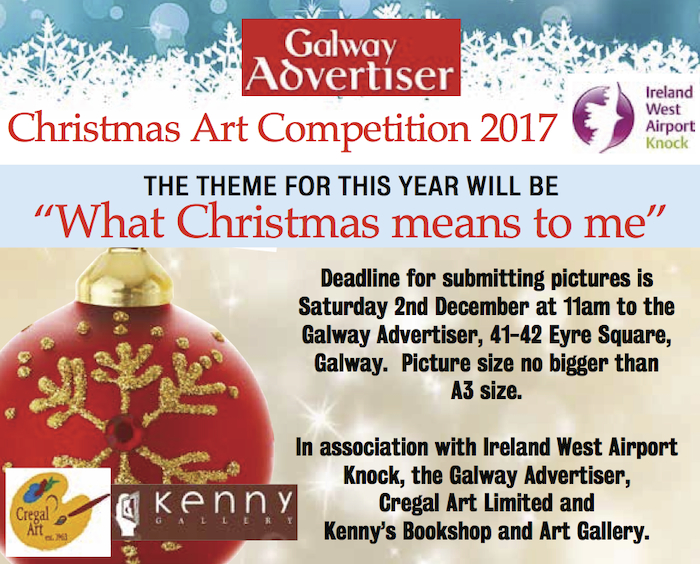 galway advertiser wed nov 15 2017 once again christmas approaches and inevitably that means its time to