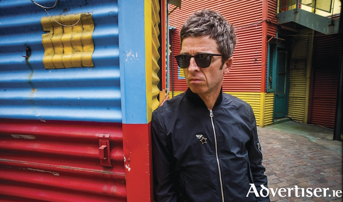 Noel Gallagher. Photo:- Lawrence Watson