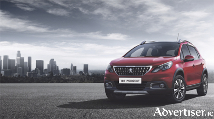 The new 181-Peugeot 2008 SUV