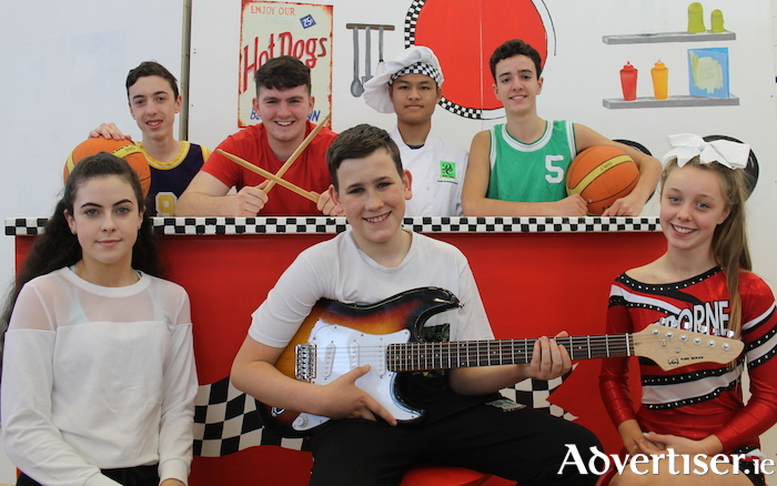 Davitt College, Castlebar transition year students are busy preparing for the eagerly anticipated show – Popstars, which runs from Wednesday, November 22 to Friday, November 24  in the school hall.