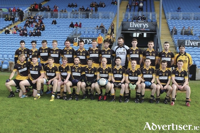 Lahardane go looking for Connacht glory on Sunday. Photo: Lahardane GAA
