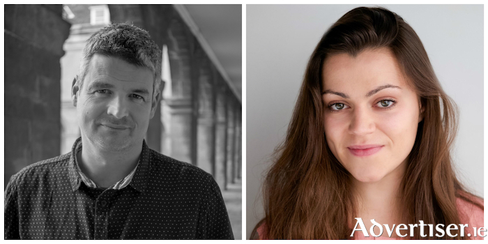 Eugene O'Brien and Eva O'Connor will be talking part in a writers talk next month.