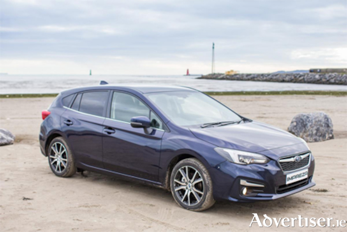 The new Subaru Impreza