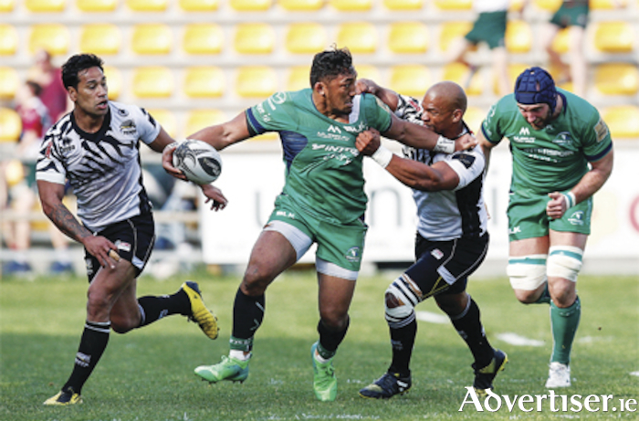 Catch coverage of Connacht versus Zebre from 1.15pm this Saturday