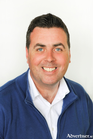 Career coach, Padraig O'Connor