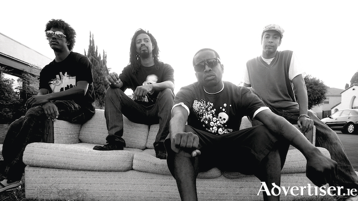 The Pharcyde.