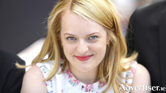 Elisabeth Moss, who stars in the award winning Swedish comedy film The Square, which will be shown as part of the Subtitle Film Festival at the Town Hall Theatre.