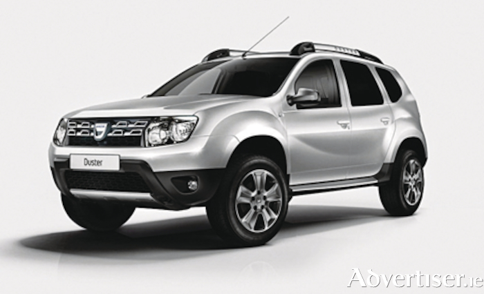 The Dacia Duster Commercial.