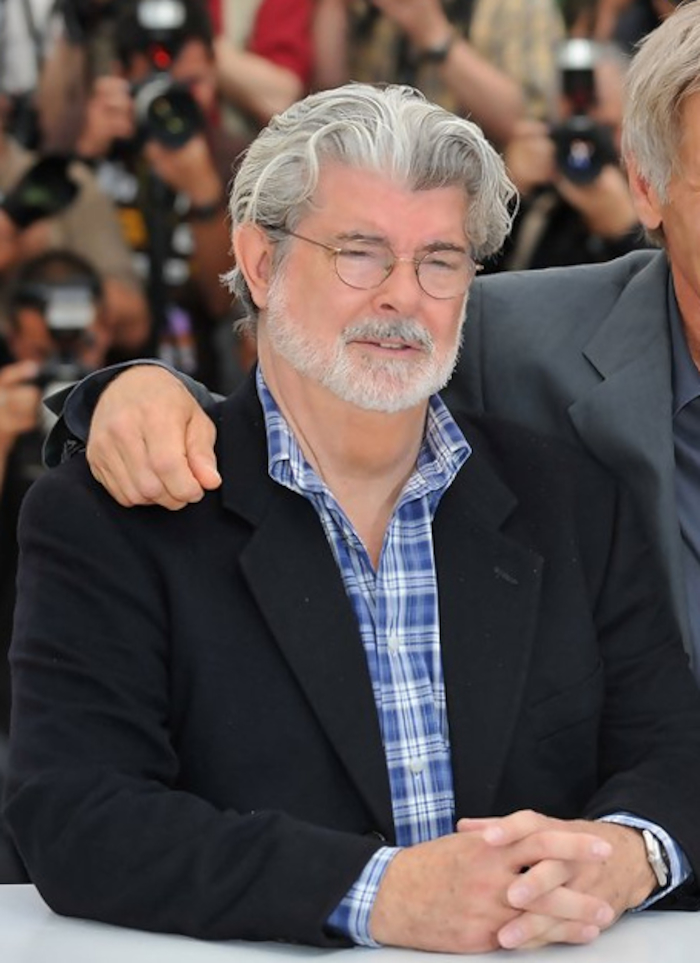 By raymond twist - George Lucas & Steven Speilberg (24), CC BY 2.0, https://commons.wikimedia.org/w/index.php?curid=45836936