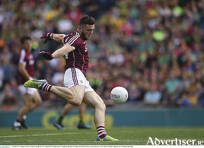 Galway's key corner forward Damien Comer will hope to be in full flight for Sunday's NFL opener in division 1 against a tough Tyrone side.