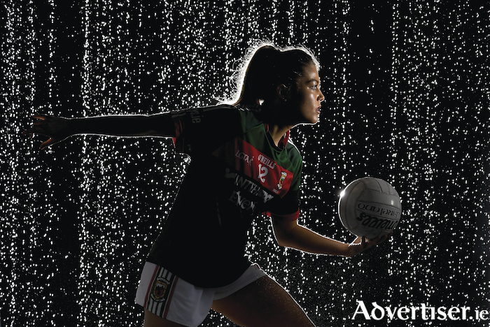 Mayo's Sarah Rowe was at the launch of the Ladies National Football League this week. Photo: Sportsfile