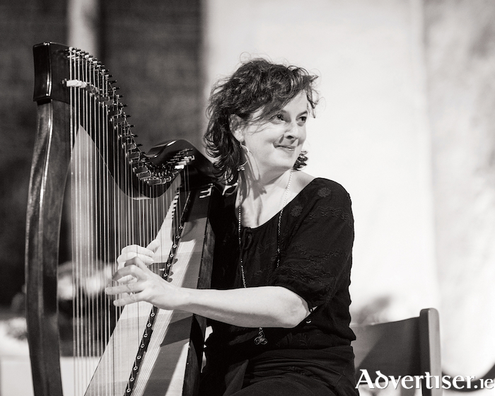 Laoise Kelly  will perform at St Werburgh's Church as part of Tradfest.