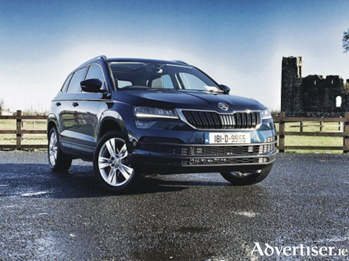 skoda launches new karoq suv to replace yeti. Black Bedroom Furniture Sets. Home Design Ideas