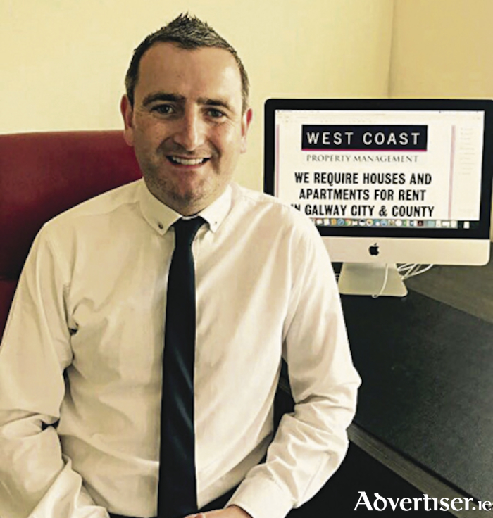 Adrian Murray, West Coast Property Management.