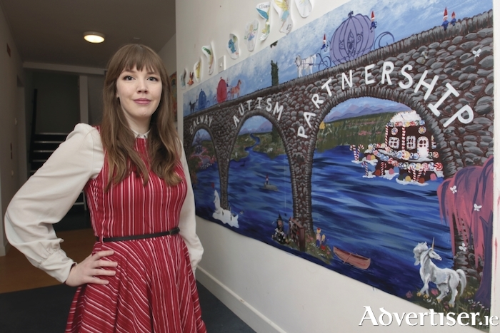 Aisling Colreavy, Galway Autism Partnership. Photo:- Mike Shaughnessy