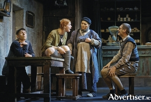 Theatre U Mosta's production of Martin McDonagh's The Cripple Of Inishmaan.