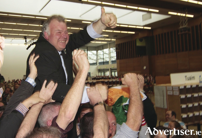 Will Michael Fitzmaurice be celebrating again come the next election?
