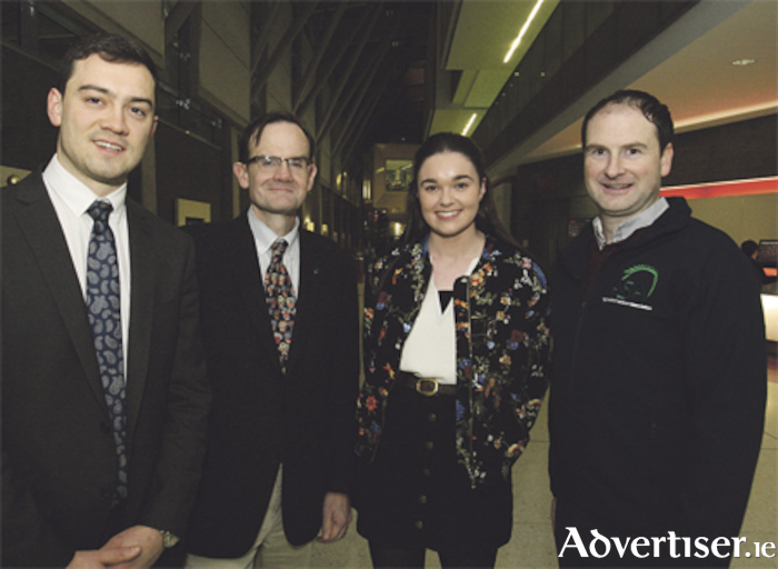 Mairead Fox is pictured at the presentation of the Irish Farmers Journal / Agricultural Science Association (ASA)