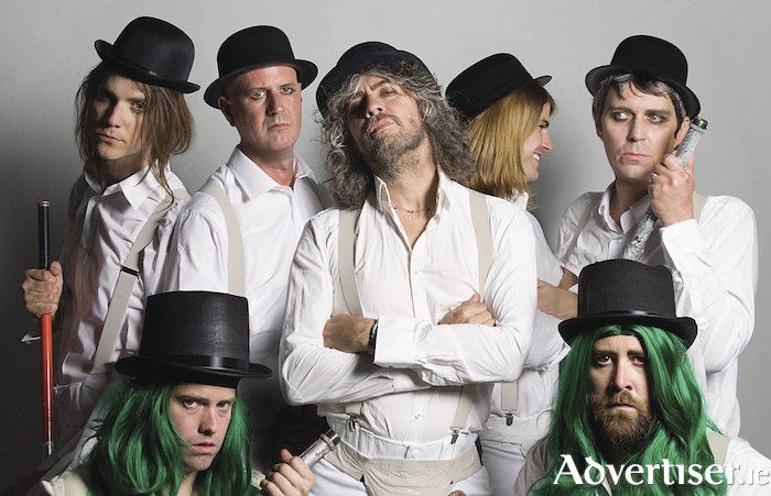 The Flaming Lips. Photo:- George Salisbury