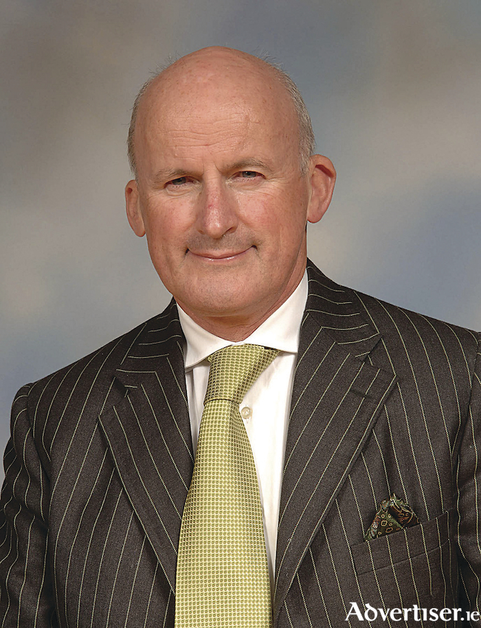 Arthur French, chairman of Ireland West Airport