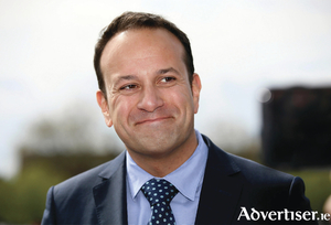 "Leo Varadkar - ""Insider is certain that the next Government will be lead by either Fine Gael or Fianna Fáil, and the only alternative Taoiseach to Leo Varadkar is Michael Martin.""  Photo:- Frank McGrath"
