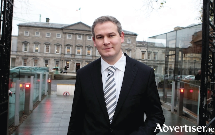 Minister of State Seán Kyne. Photo:- Tom Burke