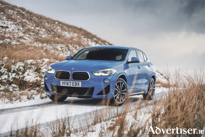 BMW X2 Sports Activity Coupe