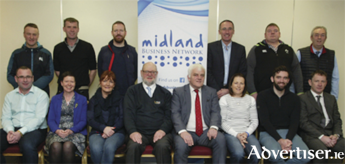 Members of the Midland Business Network.