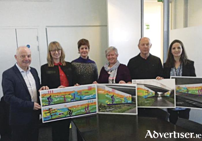 Work on tourism mural for the Greenway to begin this summer