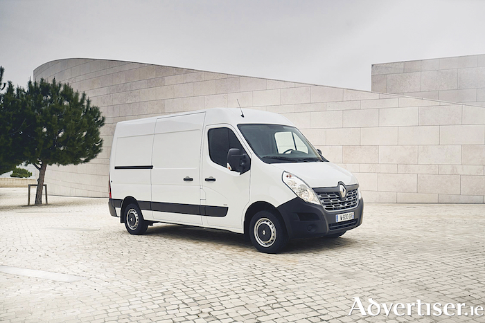 f37fb4b685 Renault Master a game changer for urban deliveries. Galway Advertiser ...