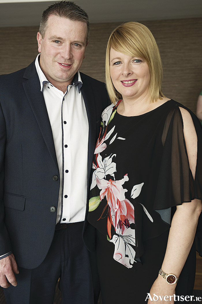 Tommy and Angela Joyce, Killererin at the 1998 Galway team 20 year celebrations at the Galmont Hotel and Spa   Photo:Andrew Downes, XPOSURE .