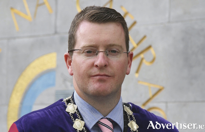 Lean and hungry - Cllr Peter Keane is determined to be on the FF Galway West ticket at the next election. Photo:- Mike Shaughnessy