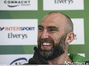 John Muldoon - a player with no regrets after 17 years with Connacht Rugby - plays his final match at the Galway Sportsground on Saturday (3.05pm).