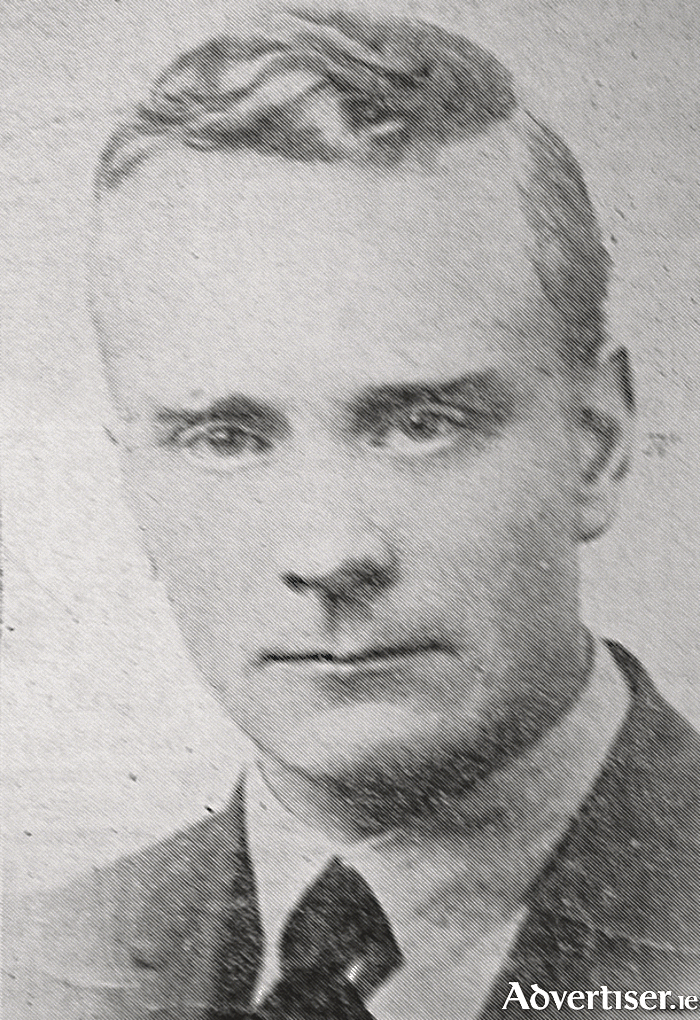 Liam Mellows - In the wrong 