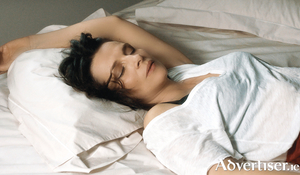 Juliette Binoche as Isabelle in Let The Sunshine In.