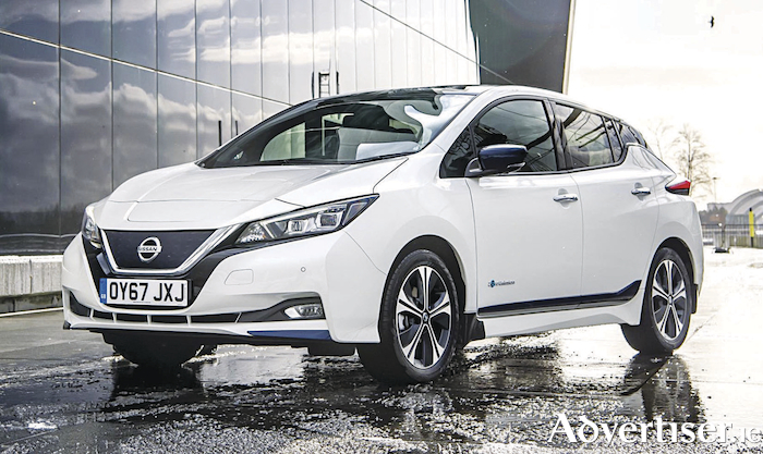 Unprecedented demand for the new Nissan Leaf,
