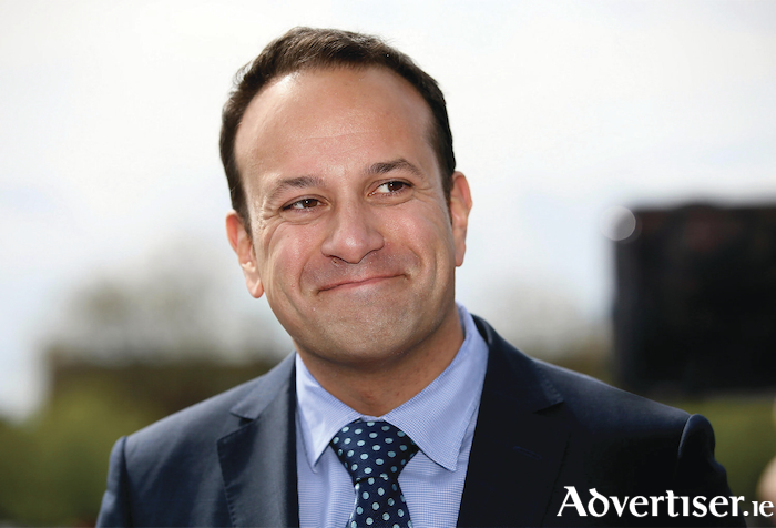 An Taoiseach Leo Varadkar - not popular with Oranmore-Athenry councillors.