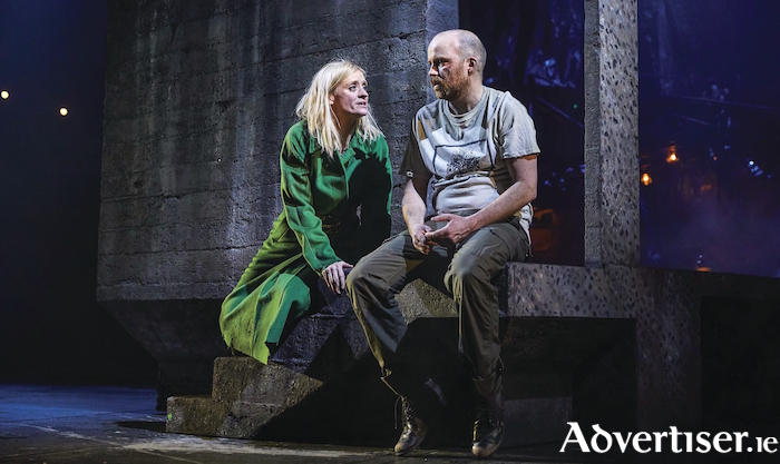 Anne-Marie Duff and Rory Kinnear.