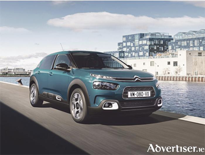 Advertiser.ie New Citroen C4 Cactus on sale next week