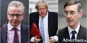 Gove, Johnson, and Mogg - does anyone think these three leading Brexiteers care about how the Republic and Northern Ireland risk becoming the collateral damage of Brexit?