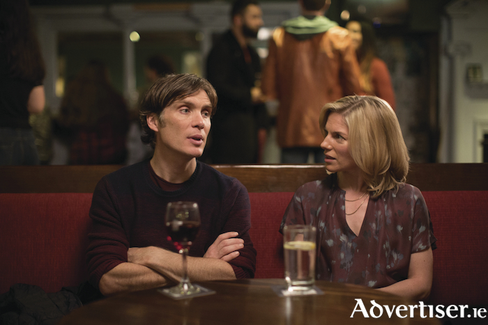 Cillian Murphy and Eva Birthistle in The Delinquent Season.