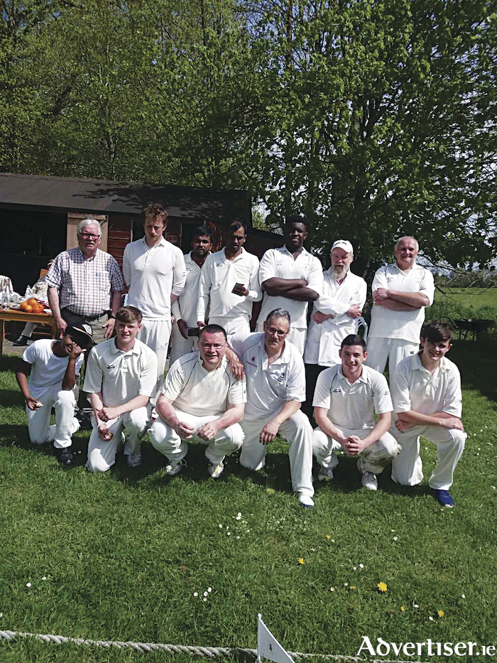 Athlone Cricket Club (pictured) suffered defeat to Gorey recently, losing out by 118 runs to 63. Gorey lost three early wickets to fine bowling from Prince and Ryan walker, before P Leonard (28) A Stahlut (19) and A Diaz (31) rebuilt the innings. Fine bowling from Denis Walker (3-15) saw Gorey innings end at 118 all out. In reply, Athlone lost early wickets and never recovered, and were all out for 63