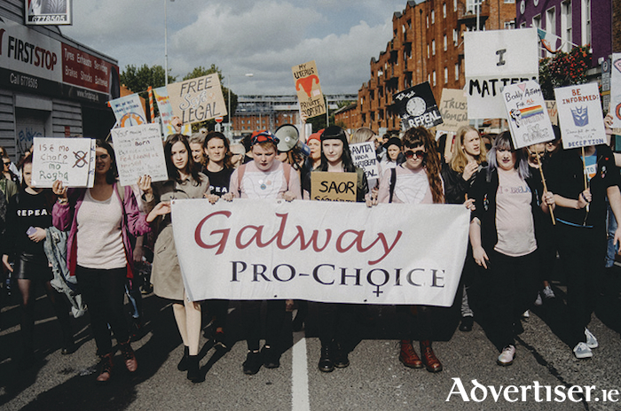 Advertiser.ie - Galway Pro Choice welcomes referendum result