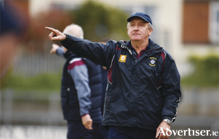 Westmeath manager Michael Ryan's charges secured their passage to the Joe McDonagh decider after victory against Antrim last Saturday. Photo: Sam Barnes/Sportsfile.