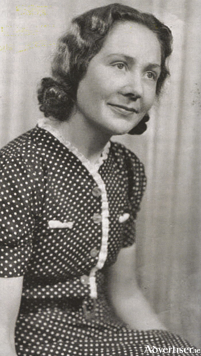KATHLEEN CURRAN, taken in the 1930s