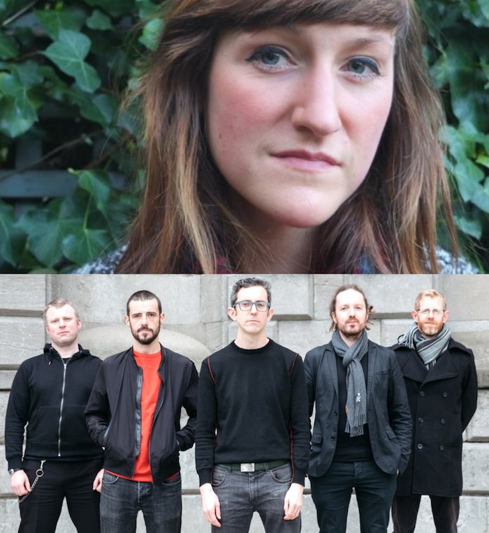Words and Music: award-winning writer Sara Baume and music group The Spook of the Thirteenth Lock feature at A Midsummer Night's Dream (Transformation) at the Linenhall Arts Centre on Thursday, June 14 at 8pm