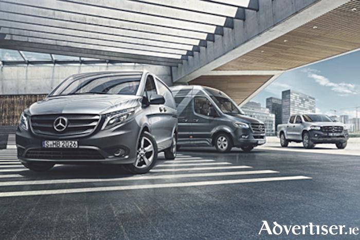 ecd5733324 Advertiser.ie - Increased warranty across Mercedes-Benz van range