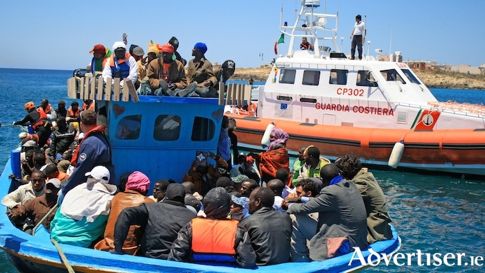 The migrant crisis in the Mediterranean has highlighted divisions in Europe over the issue.