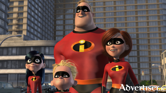 The Incredibles.